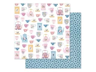 American Crafts 12 x 12 in. Paper Dear Lizzy She's Magic Just Smile (25 pieces)