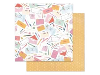 American Crafts 12 x 12 in. Paper Dear Lizzy She's Magic Sincerely Yours (25 pieces)