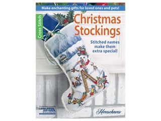 Leisure Arts Christmas Stockings Book