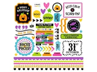Doodlebug This & That Stickers Candy Carnival