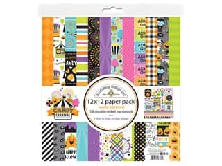 ticket: Doodlebug 12 x 12 in. Paper Pack Candy Carnival