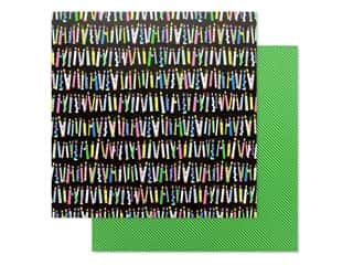 scrapbooking & paper crafts: Photo Play Confetti Collection Paper 12 in. x 12 in. Make A Wish (25 pieces)