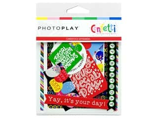 scrapbooking & paper crafts: Photo Play Cardstock Ephemera Confetti