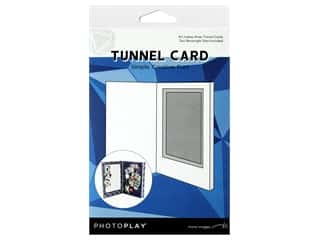 Photo Play Kit Tunnel Card With Rectangle Die