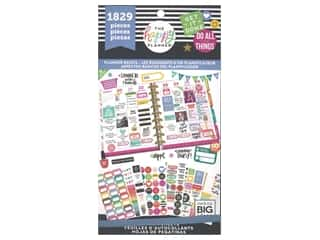 Me&My Big Ideas Happy Planner Sticker Value Pack Planner Basics