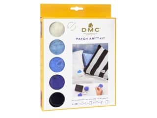 DMC Patch Art Kit Cloud & Rain