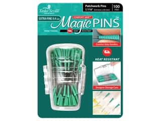 Taylor Seville Magic Pins 1 7/16 in. Extra Fine Patchwork 100 pc