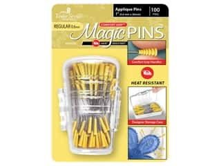 Taylor Seville Magic Pins 1 in. Regular Applique 100 pc