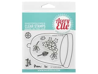 Avery Elle Clear Stamp Cloche