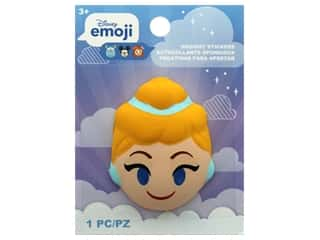 Disney Emoji Squishy Sticker Cinderella