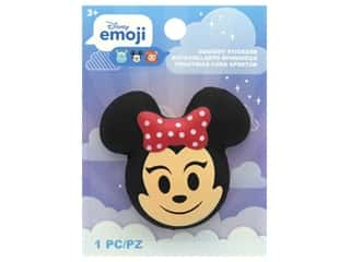 Disney Emoji Squishy Sticker Minnie