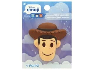 Disney Emoji Squishy Sticker Woody