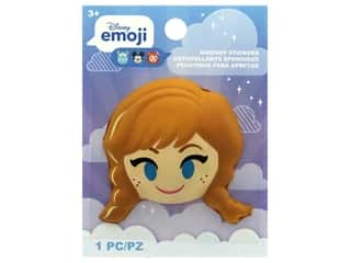 Disney Emoji Squishy Sticker Anna
