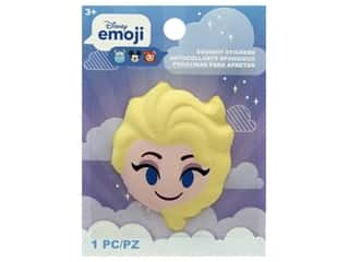 Disney Emoji Squishy Sticker Elsa