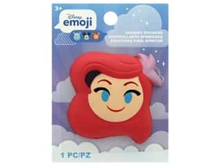 Disney Emoji Squishy Sticker Ariel