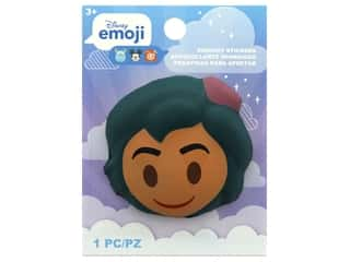 Disney Emoji Squishy Sticker Aladdin