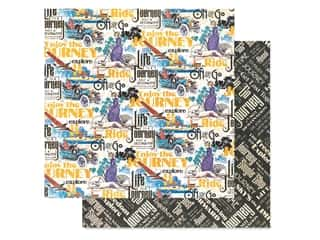 Graphic 45 Collection Lifes A Journey Paper 12 in. x 12 in. Find Adventure (25 pieces)