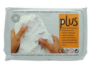 Activa Plus Clay 2.2 lb. White