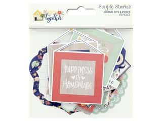 Simple Stories Collection So Happy Together Bits & Pieces Journal