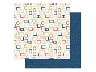 Simple Stories Collection So Happy Together Paper 12 in. x 12 in. My Family (25 pieces)