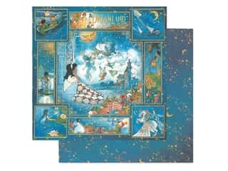 Graphic 45 Collection Dreamland Paper 12 in. x 12 in. Dreamland (25 pieces)