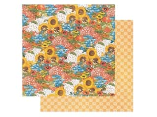 Graphic 45 Collection Dreamland Paper 12 in. x 12 in. Blossom Bright (25 pieces)