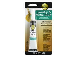 glues, adhesives & tapes: Aleene's Jewelry & Metal Glue 0.70 oz.