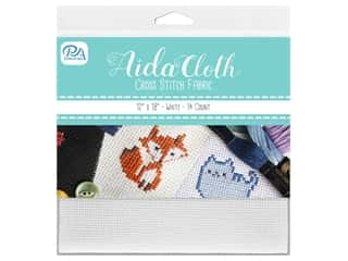 yarn & needlework: PA Essentials Aida Cloth 14 ct 12 in. x 18 in. White