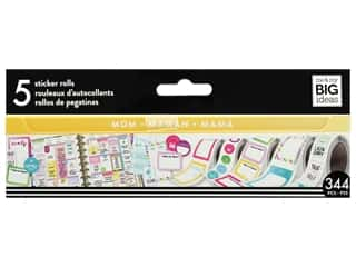 Me&My Big Ideas Happy Planner Sticker Roll Mom