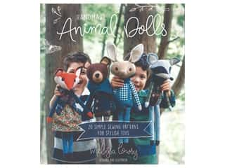 Page Street Publishing Handmade Animal Dolls Book