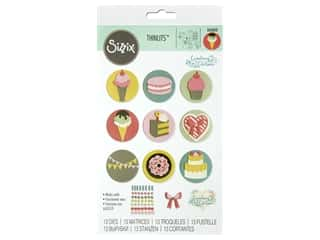 Sizzix Dies Courtney Chilson Thinlits Mini Sweet Treats