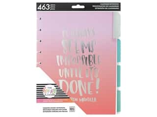 Me&My Big Ideas Happy Planner Undated Classic Hourly Extension