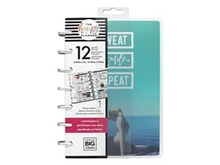 Happy Planner: Me & My Big Ideas Create 365 The Happy Planner - Mini Sweat, Smile, Repeat