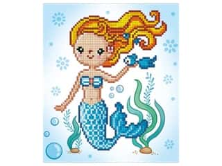 Diamond Dotz Facet Art Kit Beginner Sweet Swimmer
