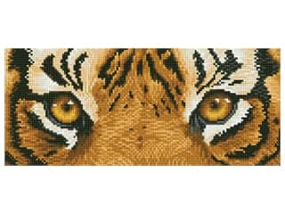 Diamond Dotz Facet Art Kit Intermediate Tiger Spy
