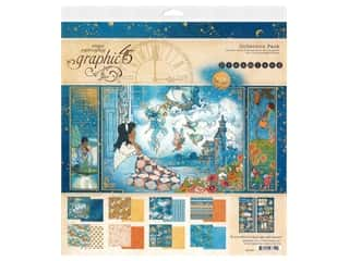Graphic 45 Dreamland Collection Pack 12 in. x 12 in.