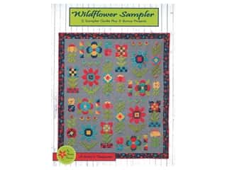 Anka's Treasures Wildflower Sampler Book