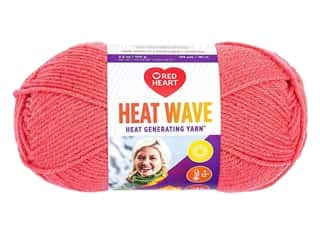 yarn & needlework: Red Heart Heat Wave Yarn 198 yd. #0200 Beach Ball (3 skeins)