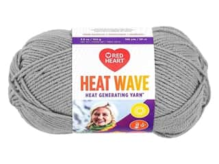 Red Heart Heat Wave Yarn 198 yd. #0410 Passport (3 skeins)