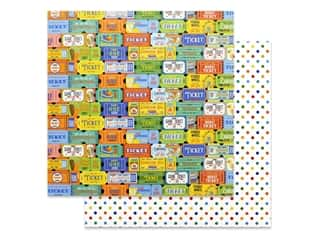 Photo Play 12 x 12 in. Paper State Fair Tickets (25 pieces)