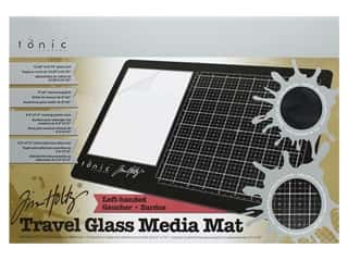 Tonic Studios Tim Holtz Travel Media Mat Left Handed
