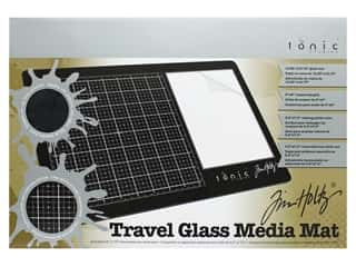 craft & hobbies: Tonic Studios Tim Holtz Travel Media Mat