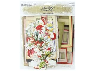 scrapbooking & paper crafts: Tim Holtz Idea-ology Christmas Layers/Baseboard Frames