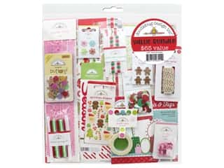 projects & kits: Doodlebug Kit Value Bundle Merry & Bright