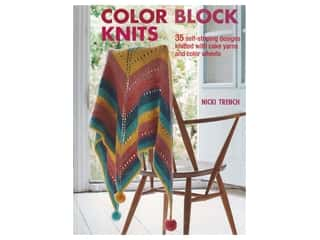 books & patterns: Cico Color Block Knits Book