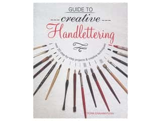 Cico Guide To Creative Handlettering Book
