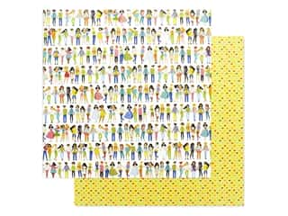 Photo Play 12 x 12 in. Paper Best Friends Girlfriends (25 pieces)