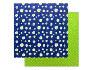 Photo Play Collection Best Friends Paper 12 in. x 12 in. Daisies (25 pieces)