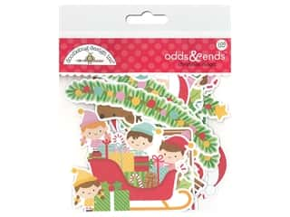 Doodlebug Collection Christmas Magic Odds & Ends