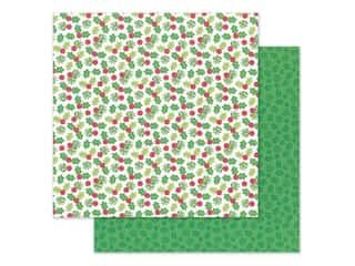 Doodlebug Collection Christmas Magic Paper 12 in. x 12 in. Berry Merry (25 pieces)